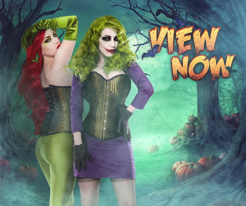 Halloween Corsets & Costumes